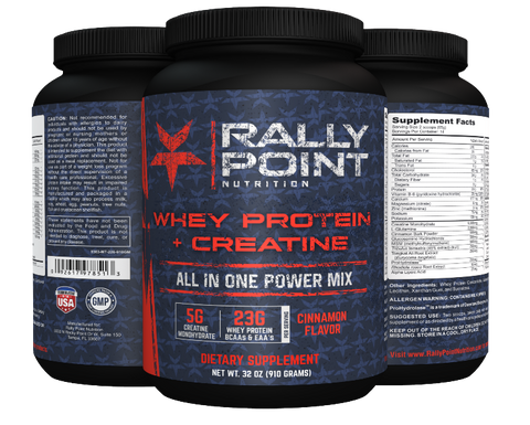 rally point nutrition creatine