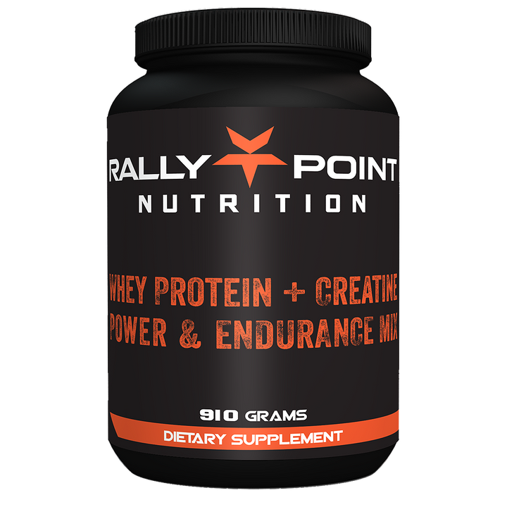 Whey Protein Creatine Power Endurance Mix