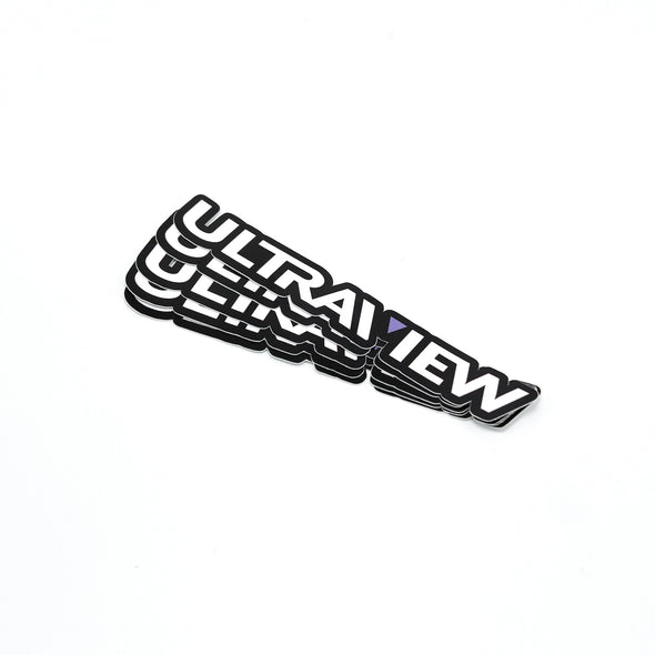 ULTRAVIEW - Sticker Kit