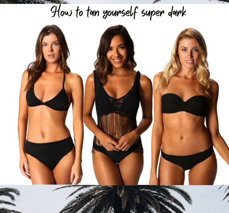 Episode 24: How to tan yourself super dark