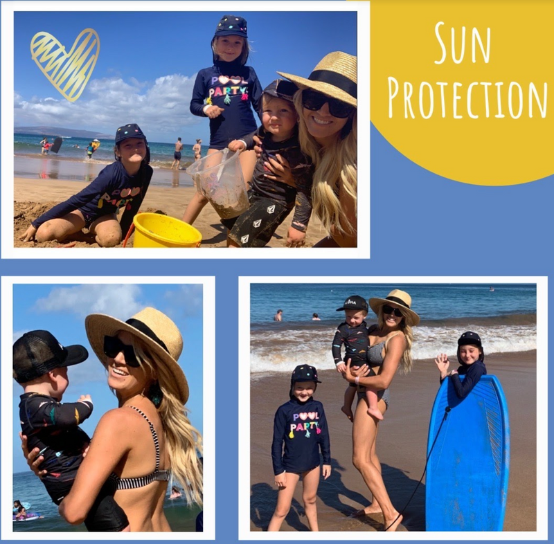 how to protect your skin from the sun!