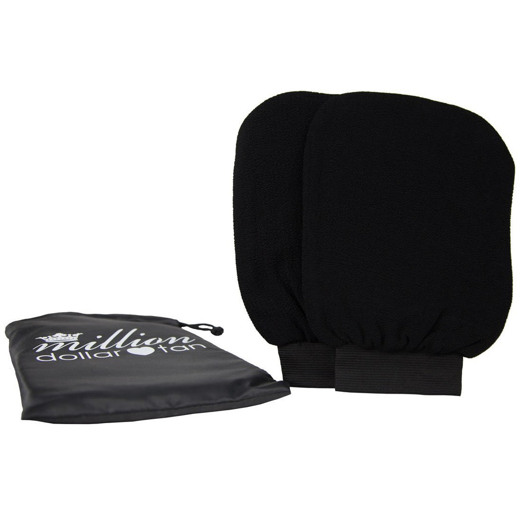 Buffing Buddy Exfoliating Mitt Set x 2