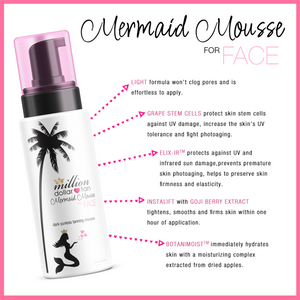 Mermaid Mousse Face