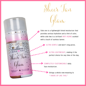 Sheer Tan Glam & Shade Upgrade Gift Set