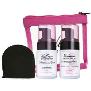 Mermaid Mousse Extreme Travel Set