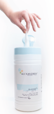Presept Skin Cleaner / Wipes 100 ct