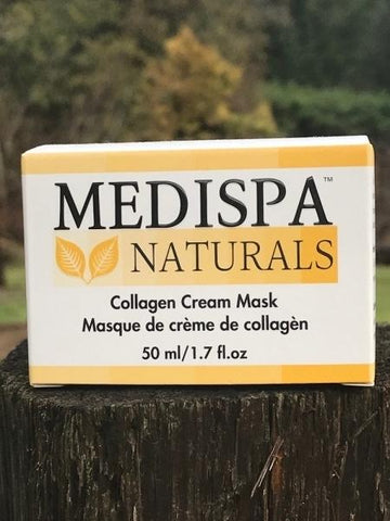 Medispa Naturals Collagen Cream Mask