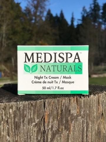 Medispa Naturals Night TX Cream