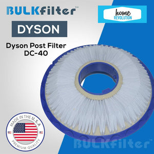 Dyson Post Motor HEPA Filter- DC40 simple BulkFilter