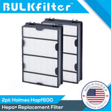 Holmes Hapf600 Filter B Replacement Hepa Hepa BulkFilter 2pk Hepa None