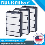 Holmes Hapf600 Filter B Replacement Hepa Hepa BulkFilter 3pk Hepa None