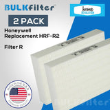 Honeywell HEPA Filter R HRF-R2 for HPA 200 Bundle BulkFilter 2 Hepa Only