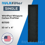 Whirlpool Whispure Portable Tower Air Purifier Pre-Filter - 817100 simple BulkFilter 1 Pack