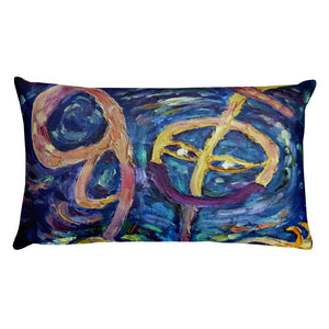artistic pillow cases