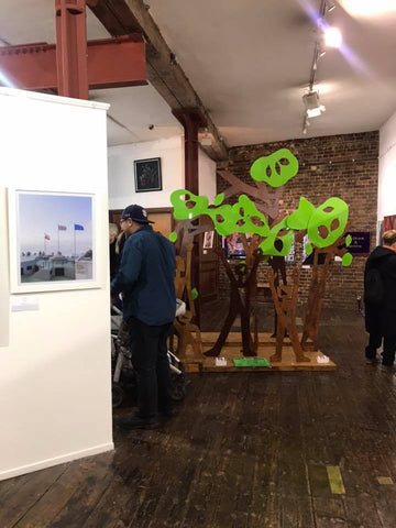 26 Feb - 2 March, 2019: Exhibit Here, Menier Gallery, First Group Fine Art Exhibition in London