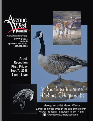 avenue west gallery alice chan august 2018 artist reception flyer alice chan