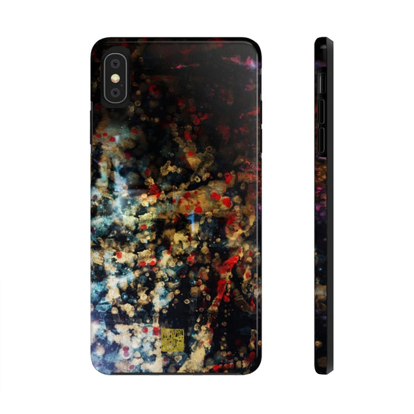 Abstract Ink Art iPhone Case, Case Mate Tough Samsung or Phone Cases-Made in USA