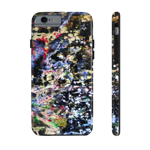 Golden Galaxy iPhone Case, Case Mate Tough Samsung or Phone Cases-Made in USA
