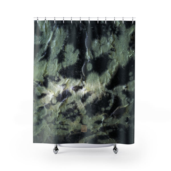 "Contemporary Art Shower Curtains, Abstract Art Shower Curtains, Modern Chinese Polyester 71"" x 74"" Bathroom Curtains-Printed in USA, Long Hookless Shower Curtains, Abstract Shower Curtains For Almost Any Popular Bathroom Decor, Modern Shower Curtains, Watercolor Shower Curtains"