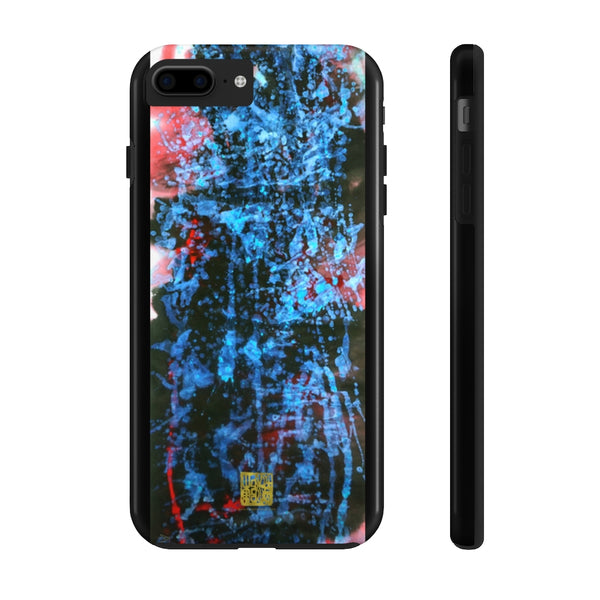Blue Galaxy iPhone Case, Case Mate Tough Samsung or Phone Cases-Made in USA, Space iPhone Case, Galaxy Phone Case, Galaxy iPhone 11 case, 8 case
