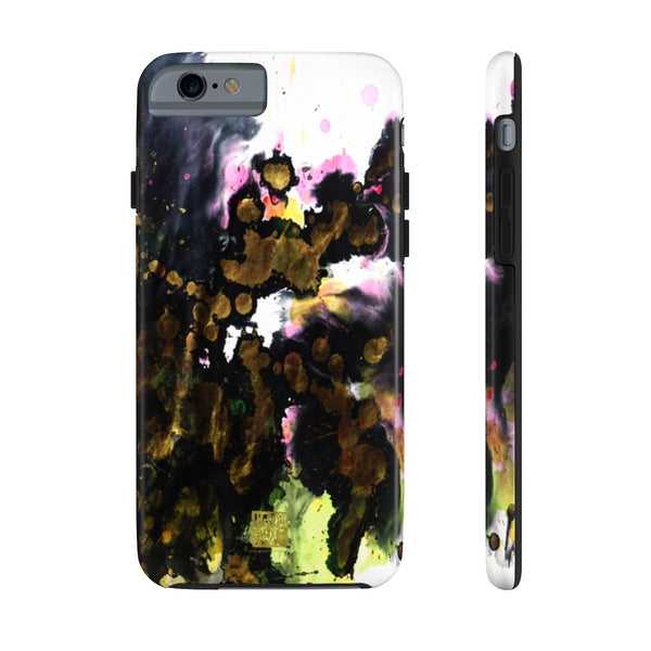 Chinese Ink Abstract iPhone Case, Case Mate Tough Samsung or Phone Cases-Made in USA