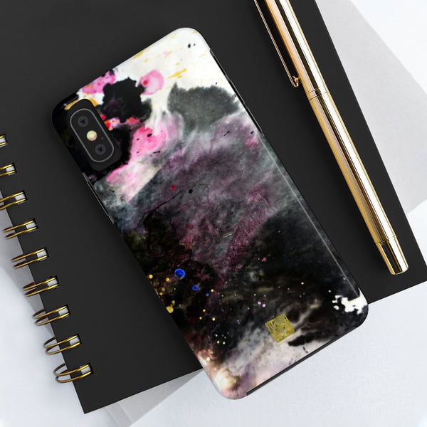 Chinese Abstract Ink iPhone Case, Case Mate Tough Samsung or Phone Cases-Made in USA