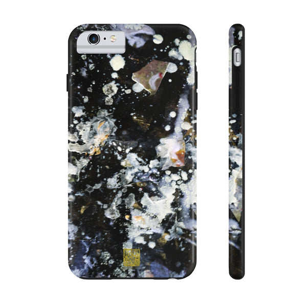 Milky Silver Galaxy iPhone Case, Case Mate Tough Samsung or Phone Cases-Made in USA
