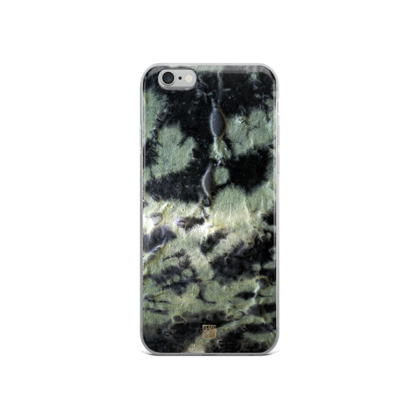 Black Abstract Chinese Ink Asian Contemporary Best Art iPhone Case- Made in USA/ EU - alicechanart