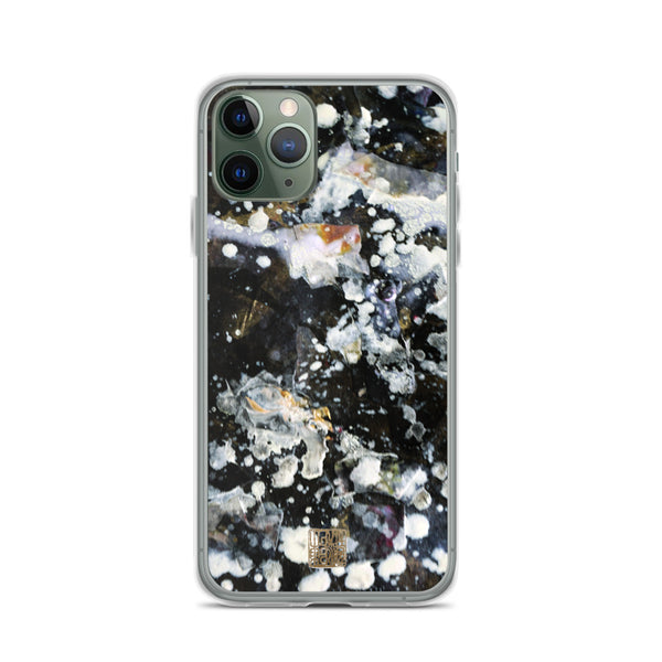 The Silver Galaxy of Life's Forces, Chinese Art Print iPhone Phone Case- Made in USA/ EU - alicechanart