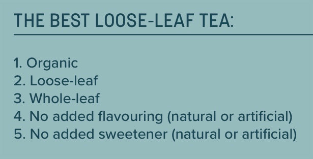 The Best Loose Leaf Tea Review - Woash Wellness