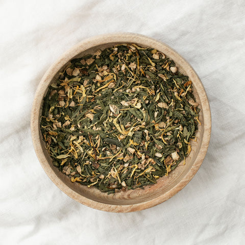 Woash Wellness | Organic Loose leaf tea wholesale