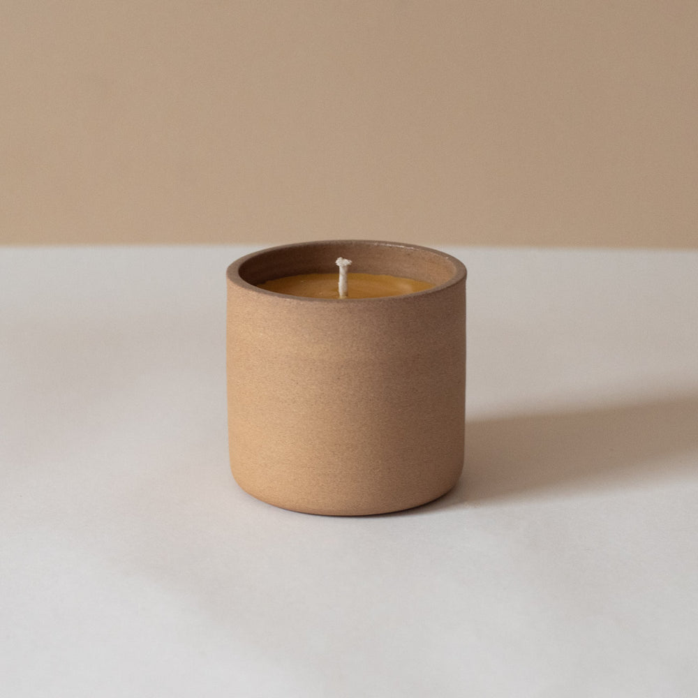 ME TIME BEESWAX CANDLE