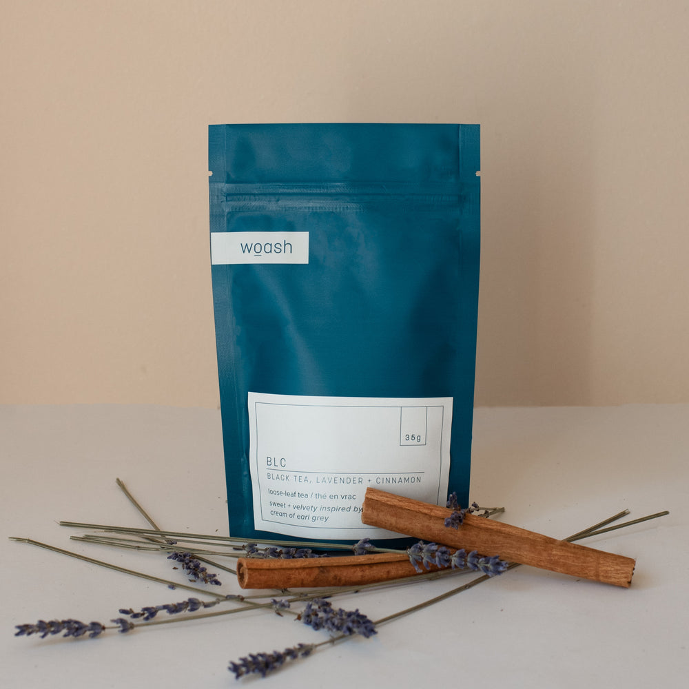 BLACK TEA, LAVENDER + CINNAMON (BLC)