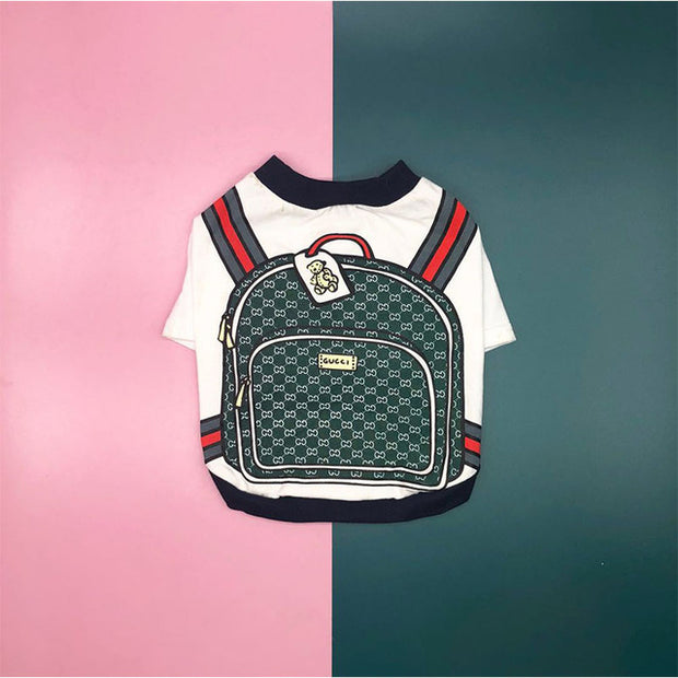 Pucci Back Pack Tee
