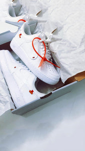 """OFF-WHITE"" Nike Air Force 1 '07 Low"