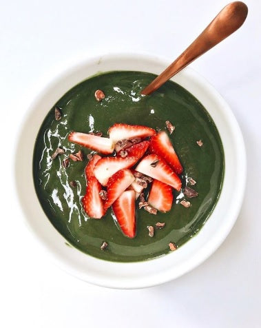 CHILL SMOOTHIE BOWL RECIPE