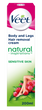 Body & Legs Natural Inspirations Hair Removal Cream for Sensitive Skin 200ml