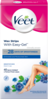 Body & legs wax strips