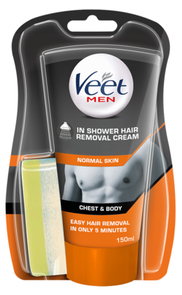In-Shower Hair Removal Cream for Normal Skin