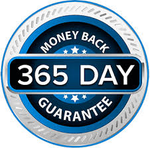 Image of 365-Day Risk-Free Money-Back Guarantee