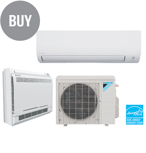 Daiken Air Source Heat Pumps