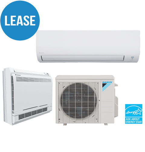 Daiken Air Source Heat Pumps - Lease*