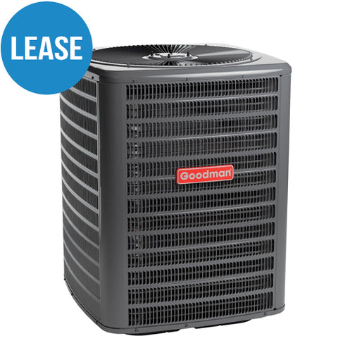 GSX13 Goodman 13 SEER AC - Lease*