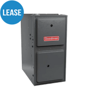 GMEC96 Two-Stage Gas Furnace High-Efficiency, Multi-Speed ECM Up Flow/Horizontal - Lease*