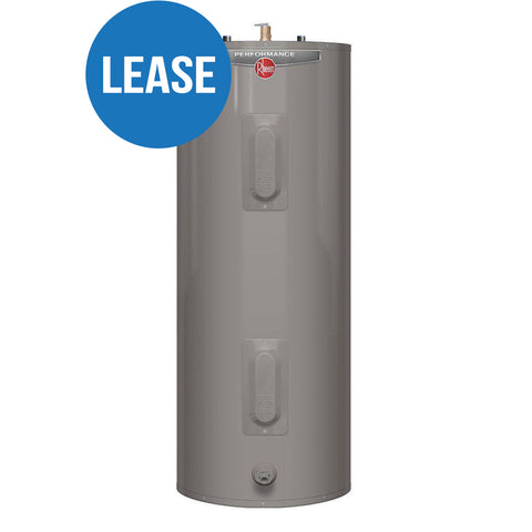 Rheem Electric Residential Water Heater - Lease*
