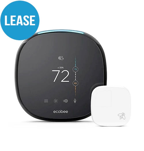 ecobee 4 smart thermostat* - Lease