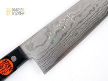 Load image into Gallery viewer, Tanaka VG10 Damascus Gyuto 210mm Western Handle