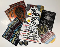GLT STICKER PACK II