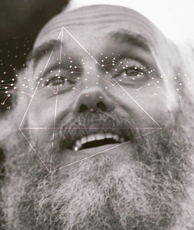 A snippet of love and appreciation for Ram Dass