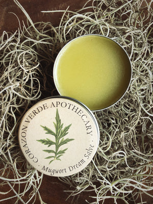 Mugwort Dream Salve